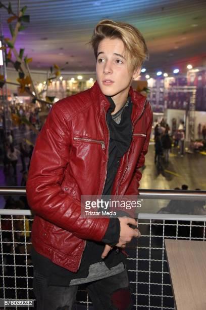 Matteo Markus Bok attends the Stylorama on November 18 2017 in Dortmund Germany