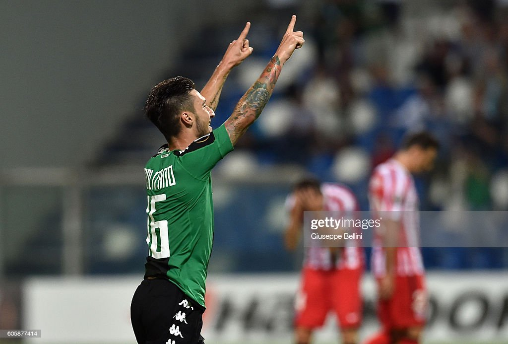 US Sassuolo Calcio v Athletic Club - UEFA Europa League : News Photo