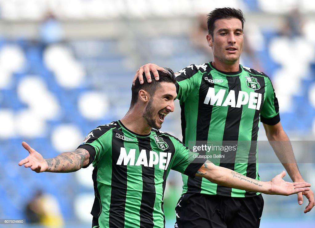 US Sassuolo v Genoa CFC - Serie A : News Photo