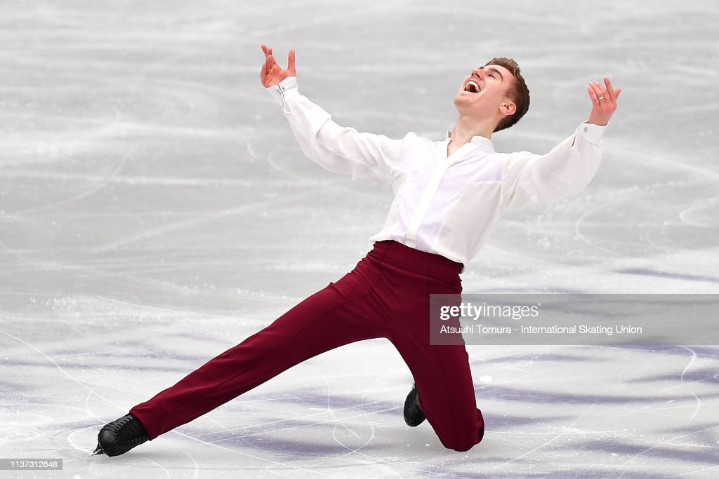 2019 ISU World Figure Skating Championships Saitama : Fotografía de noticias