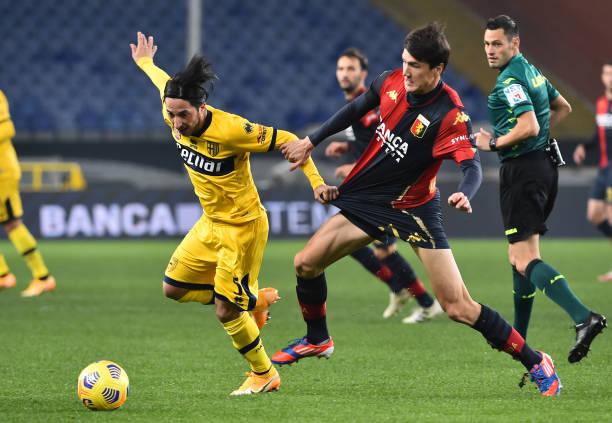 ITA: Genoa CFC v Parma Calcio - Serie A