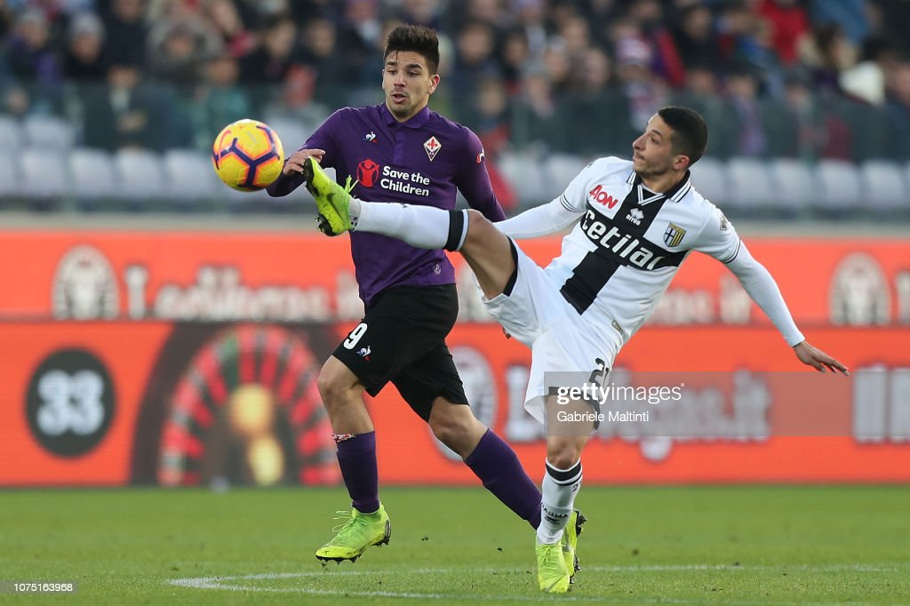 ACF Fiorentina v Parma FC - Serie A : News Photo