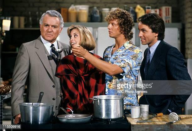 """Matter Of Money"""" - Airdate: November 20, 1984. ROBERT MANDAN;MARY CADORETTE;ALAN CAMPBELL;JOHN RITTER"""