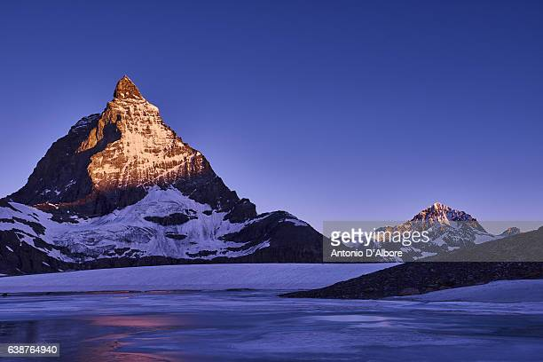 Matterhorn at Sunrise