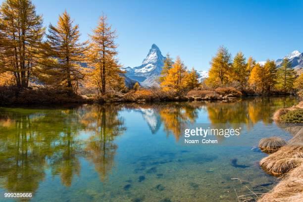 Matterhorn Autumn