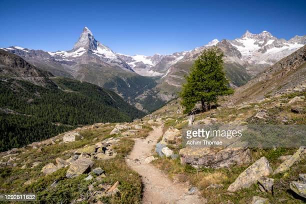 matterhorn mountain, zermatt, switzerland, europe - 2017 stock pictures, royalty-free photos & images