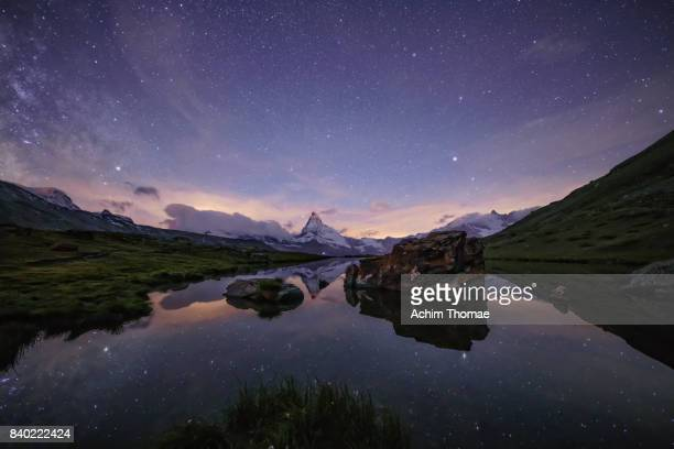 Matterhorn Mountain, Zermatt, Switzerland, Europe