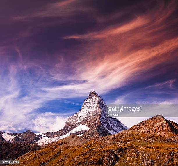 マッターホルンのスイス