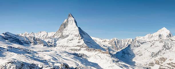 Matterhorn Panorama Wall Art