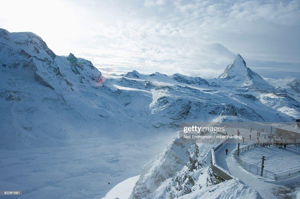 Matterhorn, Zermatt, Switzerland, Europe : Stock Photo