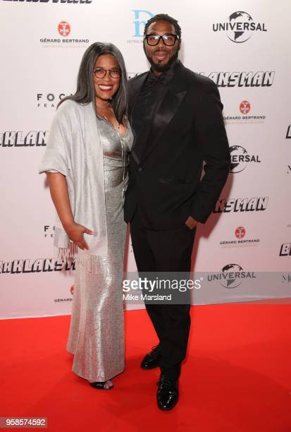 Matthew A Cherry attends the BlacKkKlansman After Party during the 71st annual Cannes Film Festival at on May 14 2018 in Cannes France