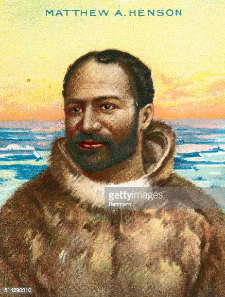 Matthew A Henson was as an AfricanAmerican explorer who accompanied Robert E Peary on most of his expeditions including that to the North Pole in 1909