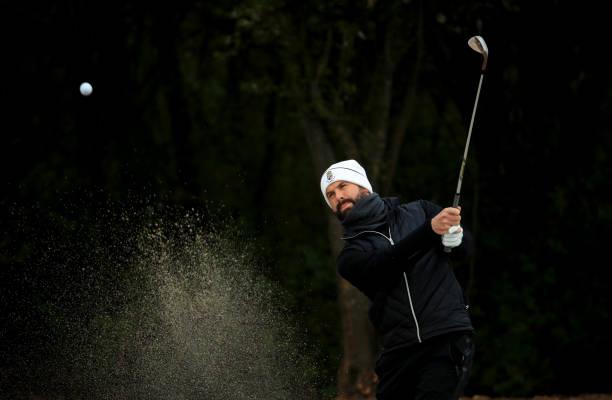 AUT: Austrian Golf Open - Day Two