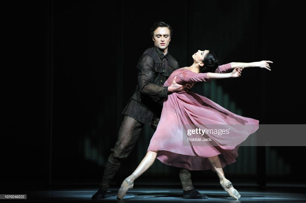 Alastair Marriott's 'The Unknown Soldier' At The Royal Opera House London : News Photo