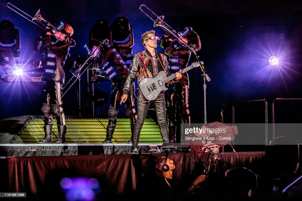 Muse Perform In Milan : News Photo