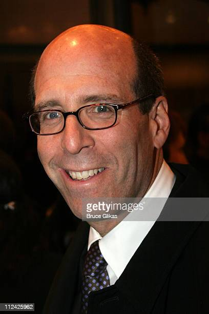 Matthew Blank during Neil Simon's The Odd Couple Broadway Opening Night at The Marriott Marquis Ballroom in New York City New York United States