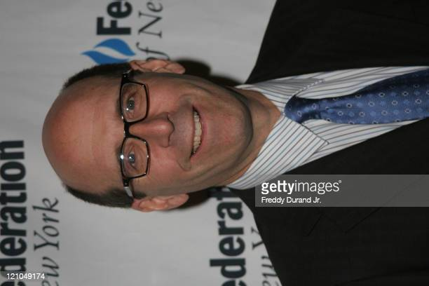 Matthew Blank during UJA Federation of NY honors Sundance Channel at The Supper Club in New York NY United States