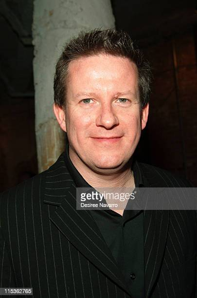 Matthew Bourne during BAM 2005 Spring Gala Celebrating Matthew Bourne's Play 'Without Words' at BAM Harvey Theater in Brooklyn New York United States