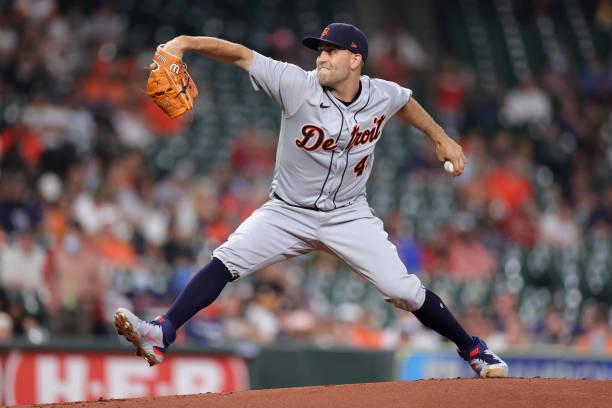 TX: Detroit Tigers v Houston Astros