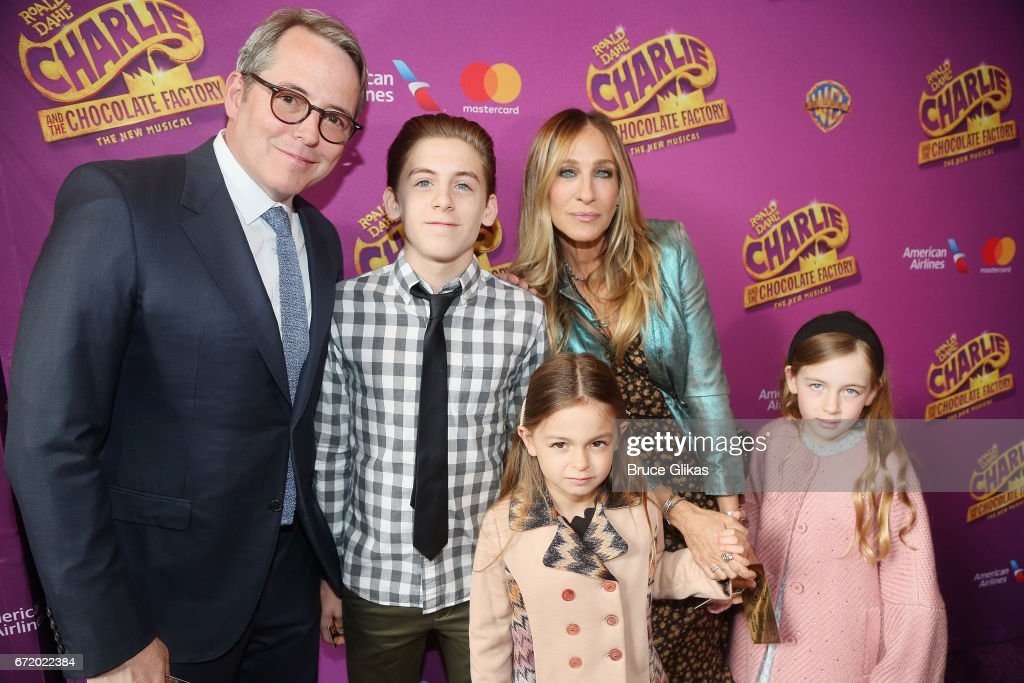 'Charlie And The Chocolate Factory' Broadway Opening Night - Arrivals & Curtain Call : Nachrichtenfoto