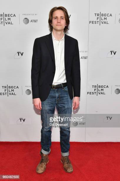 Matthew Brown attends the screening of Maine during the 2018 Tribeca Film Festival at Cinepolis Chelsea on April 23 2018 in New York City