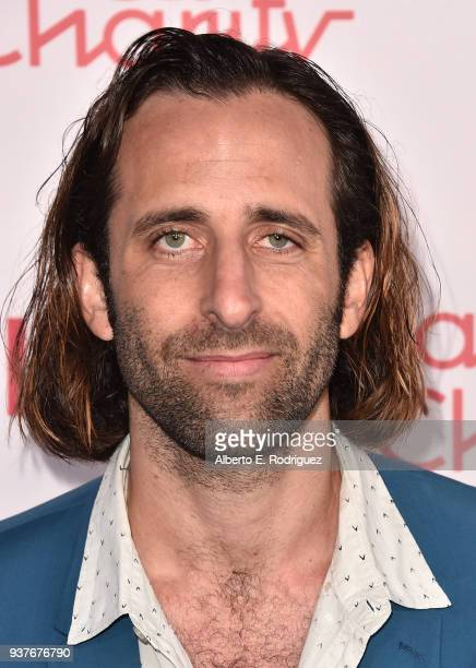 Matthew Burr attends the 6th Annual Hilarity For Charity at The Hollywood Palladium on March 24 2018 in Los Angeles California