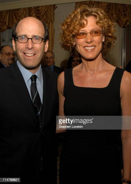 Matthew C Blank Chairman and CEO of Showtime Networks and Christine Lahti