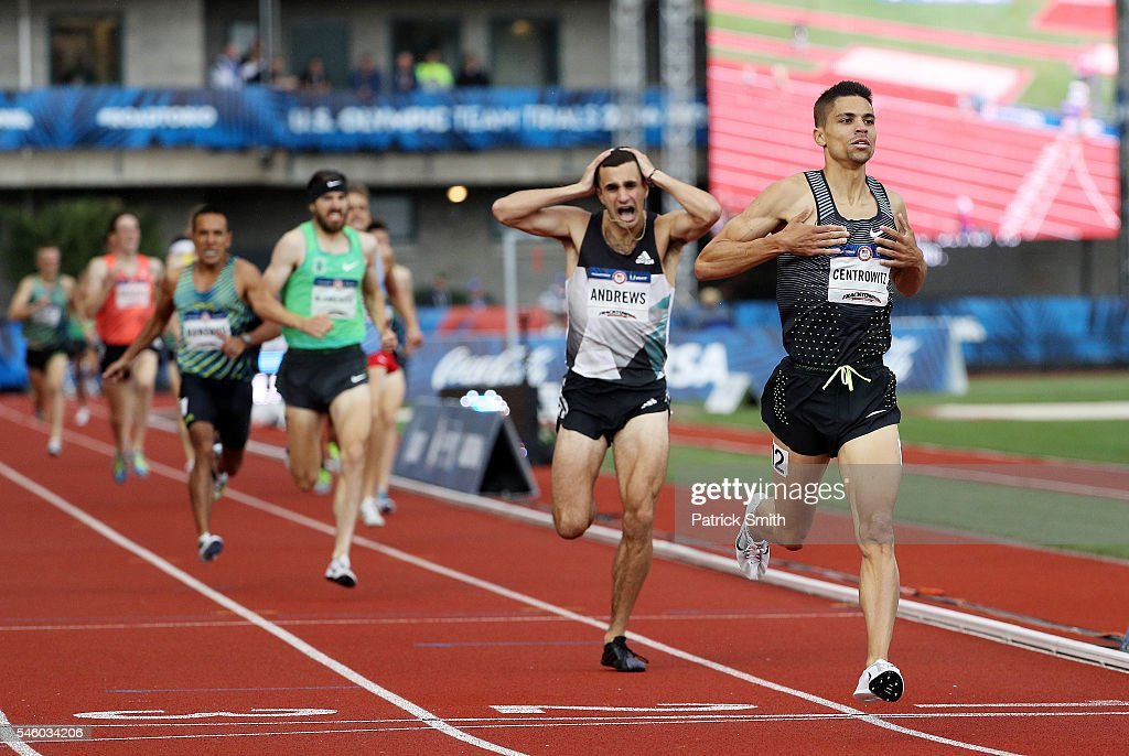 2016 U.S. Olympic Track & Field Team Trials - Day 10 : News Photo