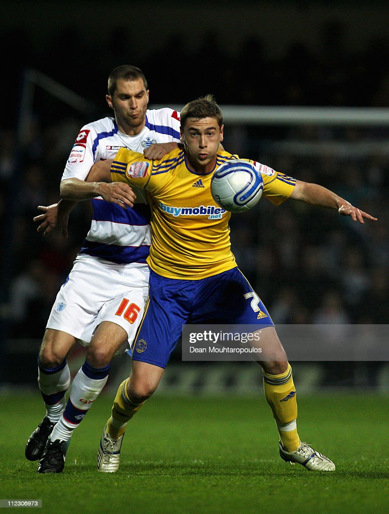 Queens Park Rangers v Derby County - npower Championship
