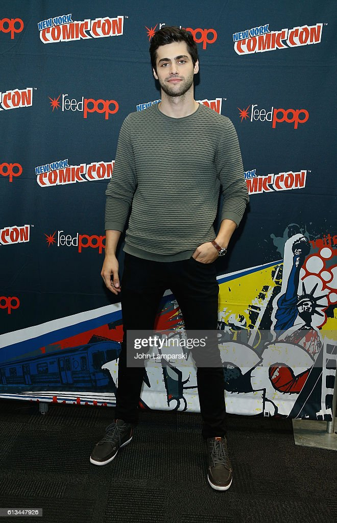 2016 New York Comic Con - Day 3 : News Photo