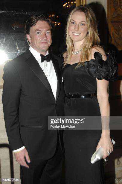 Matthew Doull and Selvy Drummond attend 69th ANNUAL BAL des BERCEAUX honoring CARTIER at The Plaza on May 7 2010 in New York City