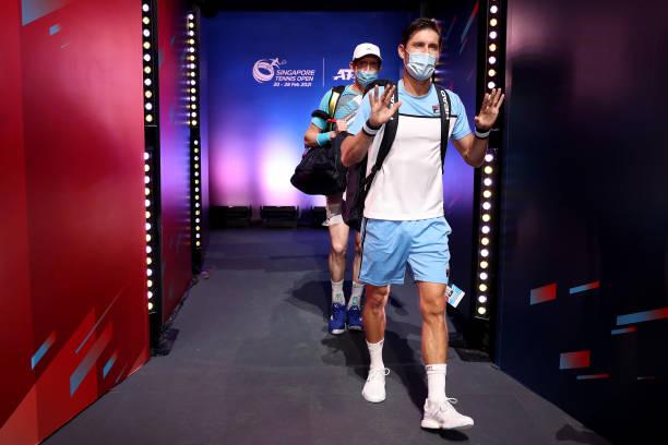 SGP: Singapore Tennis Open - Day 6
