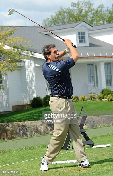 Matthew F Calamari COO The Trump Organization attends the Eric Trump Foundation's 6th Annual Golf Invitational Benefiting The St Jude Children's...
