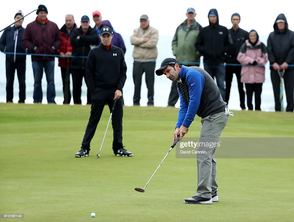 Alfred Dunhill Links Championship - Day Two