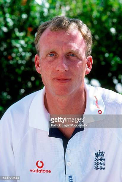 Matthew Fleming of Kent and England circa June 1997