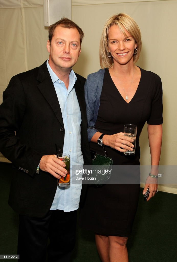 Matthew Freud and Elizabeth Murdoch arrive at the Britain's Best 2008 awards at London Television Studios on May 18, 2008 in London, England. The award ceremony honours outstanding Britons in categories including business, art, television, music, film, sport and fashion.