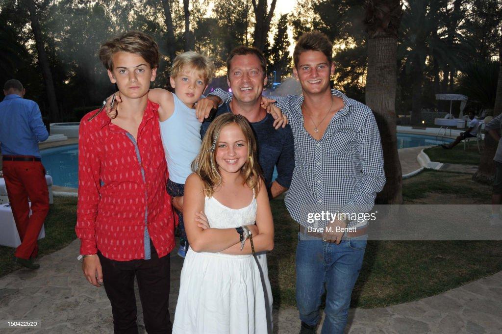 Ibiza Summer Party In Aid Of Teenage Cancer Trust and Asociacion Espanola Contra El Cancer