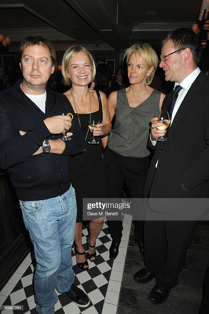Dean Street Townhouse: Launch Party