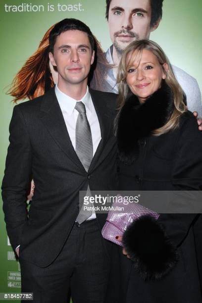 Matthew Goode and Sophie Dymoke attend UNIVERSAL PICTURES and SPYGLASS ENTERTAINMENT Present the World Premiere of LEAP YEAR at Directors Guild of...