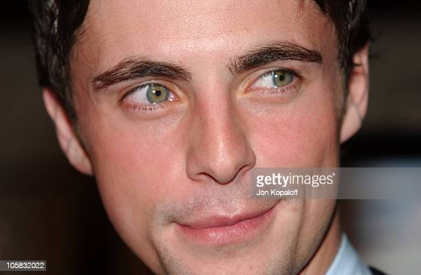 Matthew Goode during Chasing Liberty World Premiere at Grauman's Chinese Theater in Hollywood California United States
