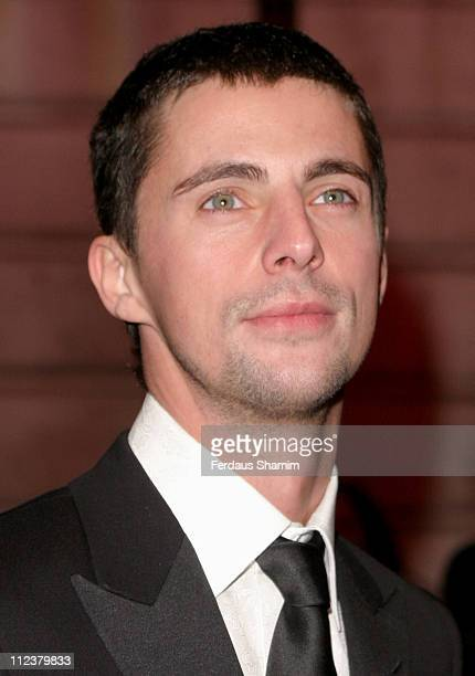Matthew Goode during 'Match Point' London Premiere Arrivals at Curzon Mayfair in London Great Britain
