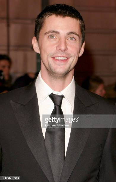 Matthew Goode during Match Point London Premiere Arrivals at Curzon Mayfair in London Great Britain