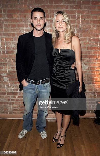 Matthew Gooding and Sophie Demick during The Kitchen Spring Gala Benefit 2006 at The Puck Building in New York City New York United States
