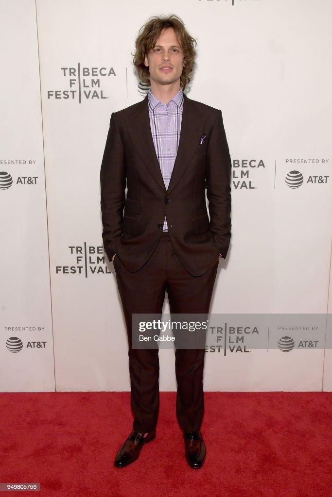 """Zoe"" - 2018 Tribeca Film Festival : Nachrichtenfoto"