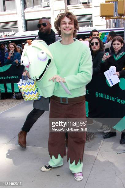 Matthew Gray Gubler Pictures and Photos - Getty Images
