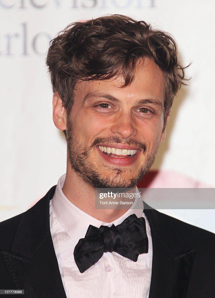 51st Monte Carlo TV Festival -Awards Room : News Photo