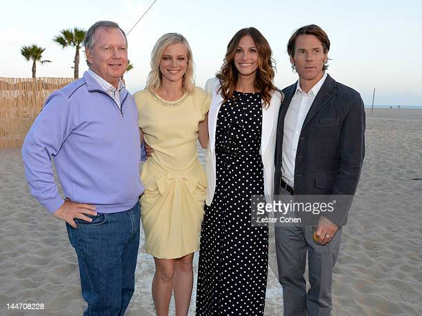 Matthew Hart actresses Amy Smart and Julia Roberts and Daniel Moder attend Heal The Bay's Bring Back The Beach Annual Awards Presentation Dinner held...