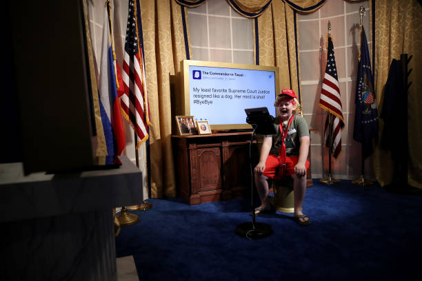 """DC: Comedy Central Opens """"The Donald J. Trump Presidential Twitter Library"""" In Washington, DC"""