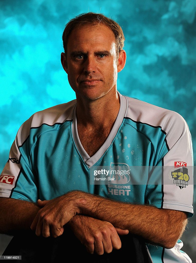 Cricket Australia Annual Portrait Session