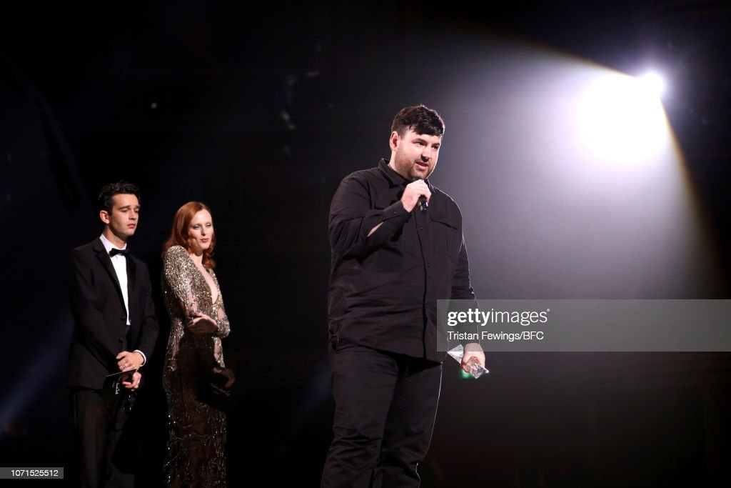 The Fashion Awards 2018 In Partnership With Swarovski - Show : ニュース写真